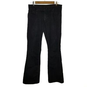 Kut From The Kloth 6 Black Jeans Flare